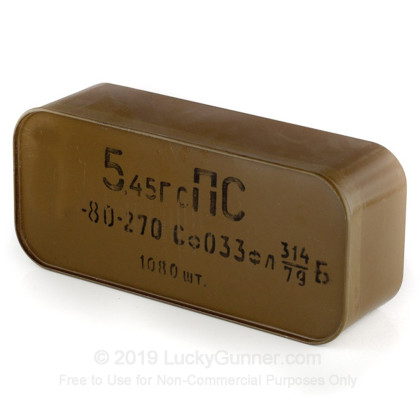 Image 1 of Russian 5.45x39 Russian Ammo