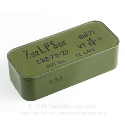 Image 2 of Romanian Military Surplus 8mm Mauser (8x57mm JS) Ammo