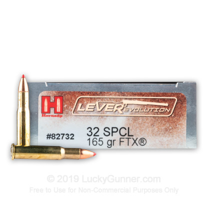 Image 1 of Hornady .32 Winchester Special Ammo