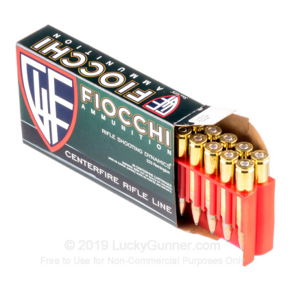Image 3 of Fiocchi .223 Remington Ammo