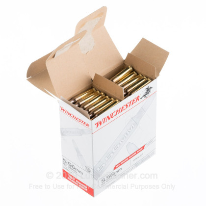 Image 3 of Winchester 5.56x45mm Ammo