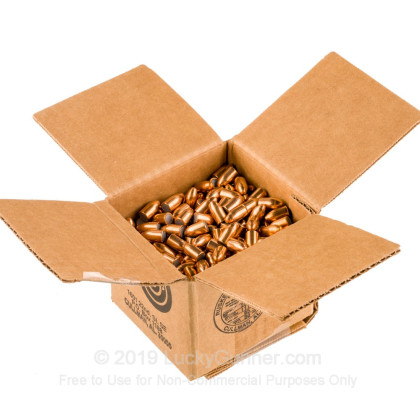 Large image of Bulk 9mm Bullets For Sale - 147 Grain FMJ Bullets in Stock by Zero - 500