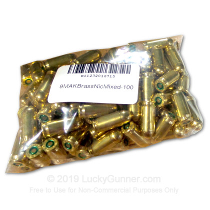 Large image of Cheap 9mm Makarov Ammo For Sale - Mixed Load Ammunition in Stock by Various Manufacturers - 100 Rounds