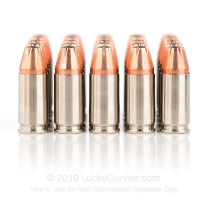 Image 12 of Fiocchi 9mm Luger (9x19) Ammo