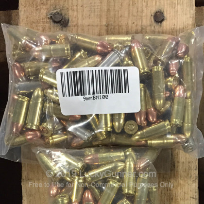 Image 1 of Mixed 9mm Luger (9x19) Ammo