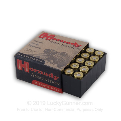 Large image of 9mm Makarov (9x18mm) Defense Ammo For Sale - 95 gr JHP Hornady XTP Ammunition For Sale