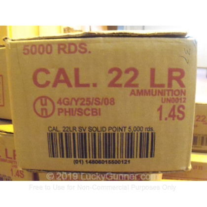 Image 3 of Armscor .22 Long Rifle (LR) Ammo