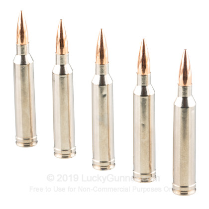 Image 4 of Federal 7mm Remington Magnum Ammo