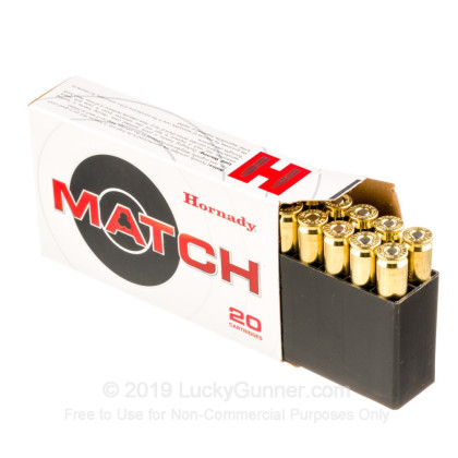 Image 3 of Hornady 6mm Creedmoor Ammo