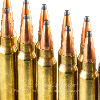 300 Win Mag - 150 Grain SP Interlock - Hornady American Whitetail - 20  Rounds