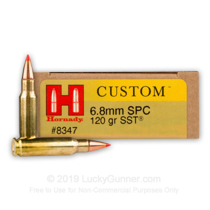 Remington SPC - 120 gr SST