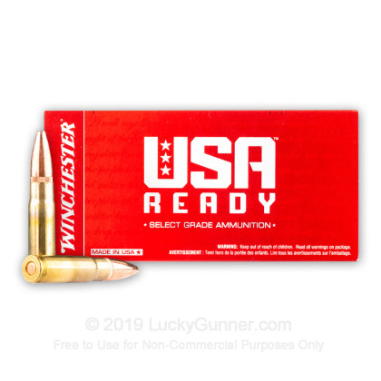 Image 2 of Winchester .300 Blackout Ammo