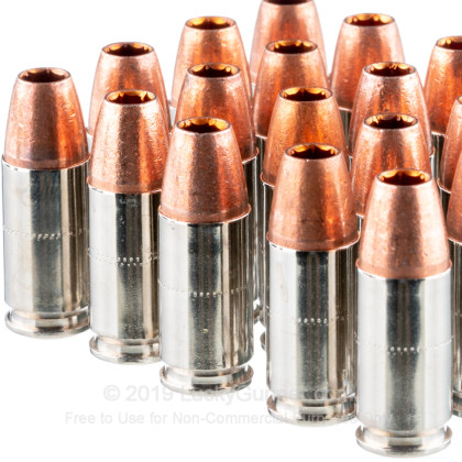 9mm - +P 115 Grain SCHP DPX - Corbon - 20 Rounds