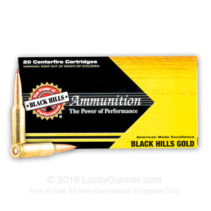 Image 2 of Black Hills Ammunition 6.5mm Creedmoor Ammo