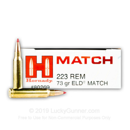 Image 1 of Hornady .223 Remington Ammo