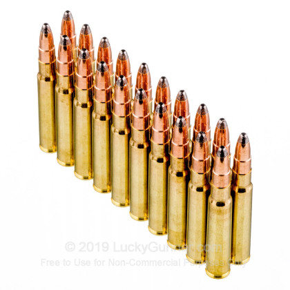 Image 4 of Sellier & Bellot 8mm Mauser (8x57mm JS) Ammo