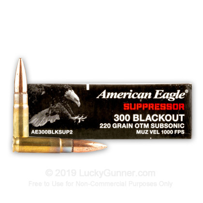 Image 2 of Federal .300 Blackout Ammo