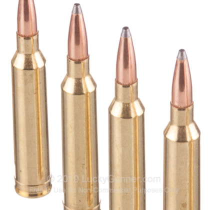 7mm Remington Magnum - 175 Grain JSP - Federal - 20 Rounds