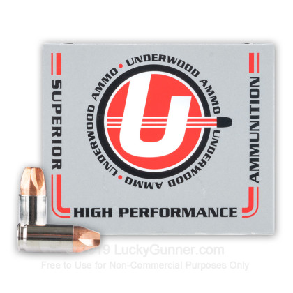 Image 2 of Underwood 9mm Luger (9x19) Ammo