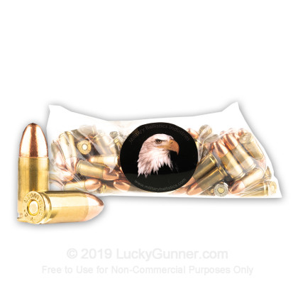 Image 2 of Military Ballistics Industries 9mm Luger (9x19) Ammo