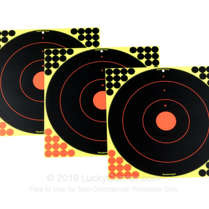 "Large image of Shoot-N-C Targets For Sale - 5 - 17.25"" Targets - Birchwood Casey Targets For Sale"