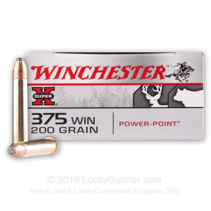 Image 1 of Winchester .375 Win Ammo