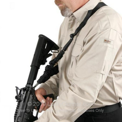 Large image of Blackhawk - Dieter CQD Configurable Sling with Sling Cover - Black For Sale