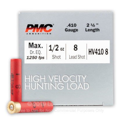Image 1 of PMC 410 Gauge Ammo
