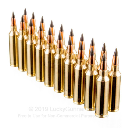 Image 3 of Winchester .270 Winchester Short Magnum Ammo