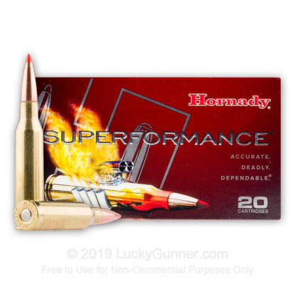 Image 2 of Hornady .260 Remington Ammo