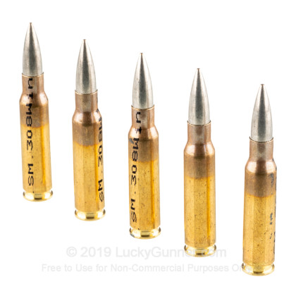 Image 3 of Military Surplus .308 (7.62X51) Ammo