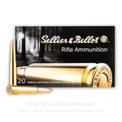 Image 2 of Sellier & Bellot .303 British Ammo