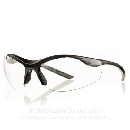 Large image of Champion Ballistic Eyes & Ears Combo with Black Rims For Sale - 40708 - Champion Glasses in Stock