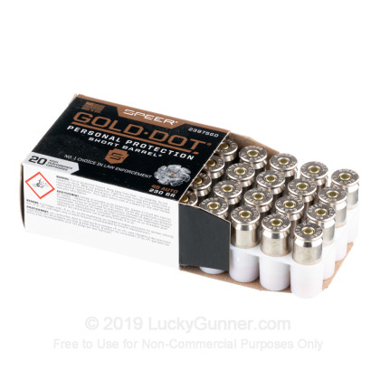 Image 3 of Speer .45 ACP (Auto) Ammo