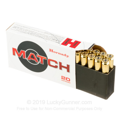 Image 3 of Hornady 6.5mm Creedmoor Ammo