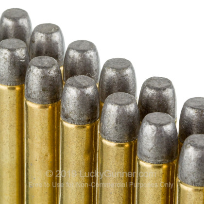 45-70 Government - 405 gr Lead Flat Nose - Winchester - 20 Rounds