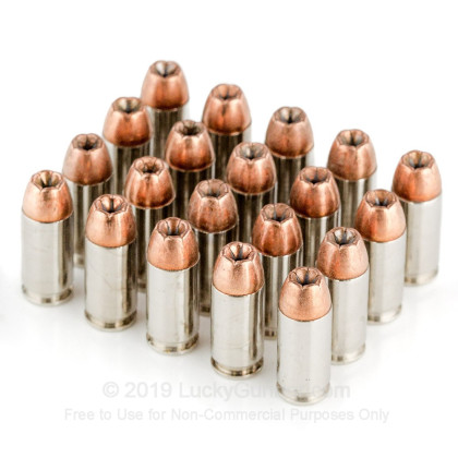 Image 4 of Winchester .40 S&W (Smith & Wesson) Ammo