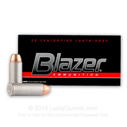Image 2 of Blazer .45 Long Colt Ammo
