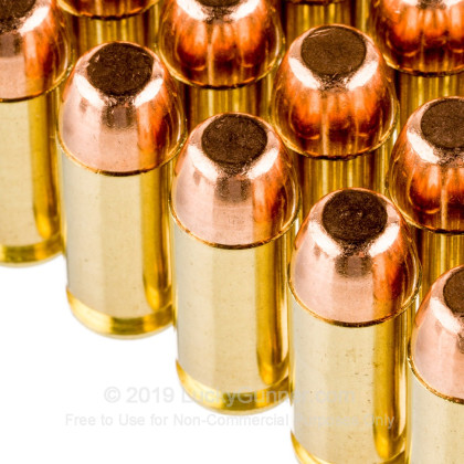 Image 5 of PMC .40 S&W (Smith & Wesson) Ammo