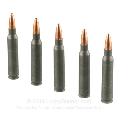 Image 4 of Tula Cartridge Works .223 Remington Ammo