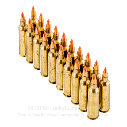 Image 4 of Hornady .22-250 Remington Ammo