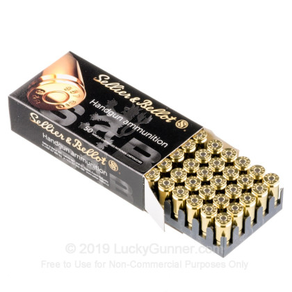 Image 3 of Sellier & Bellot .357 Sig Ammo