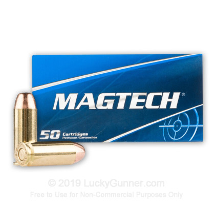 Image 2 of Magtech 10mm Auto Ammo