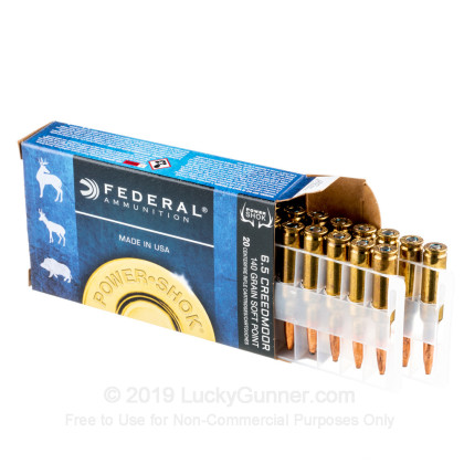 Image 3 of Federal 6.5mm Creedmoor Ammo