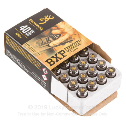 Image 3 of Browning .40 S&W (Smith & Wesson) Ammo