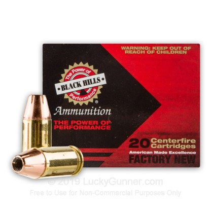 Image 2 of Black Hills Ammunition .380 Auto (ACP) Ammo