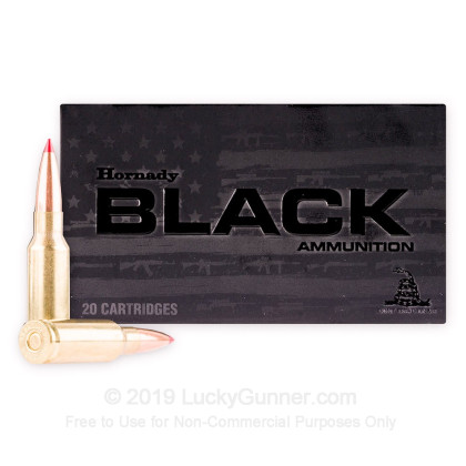 Image 2 of Hornady 6.5 Grendel Ammo