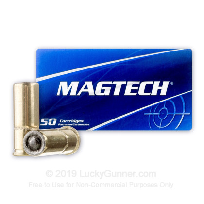 Image 2 of Magtech .32 (Smith & Wesson) Long Ammo