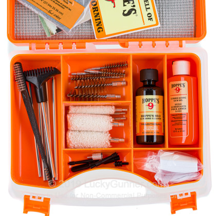 Large image of Hoppe's Gun Cleaning Essentials Kit