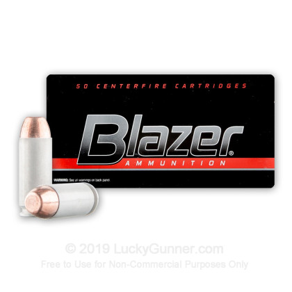 Image 2 of Blazer 10mm Auto Ammo